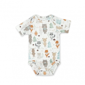 Body shortsleeve Woodland